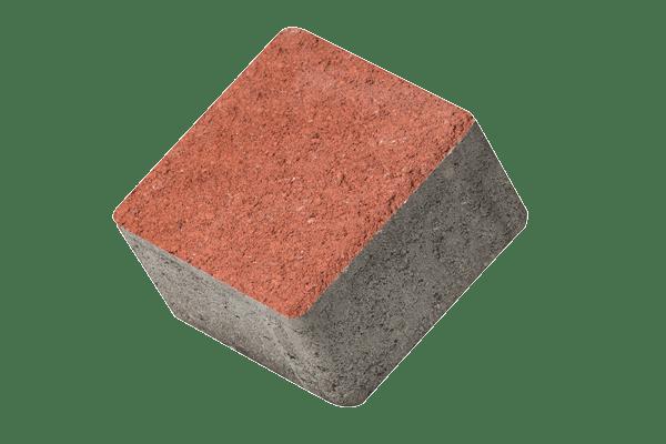 petra-pavaje-Quatro-10x10x6-rosu