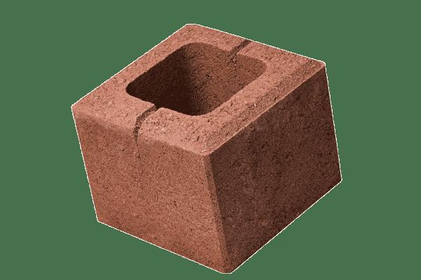 petra-pavaje-gard-simplu-robusto-20x20x16-rosu